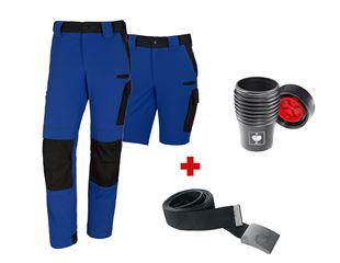 Functional trousers e.s.dynashield +Shorts
