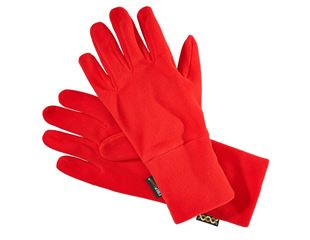 e.s. FIBERTWIN® microfleece gloves
