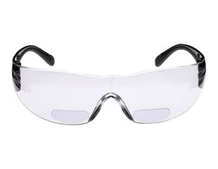 e.s. Safety glasses Iras, reading glasses function