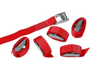 Single-Part Lashing Straps/Clamp Lock