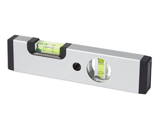 e.s. Aluminium spirit level