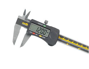 Digital calliper gauge