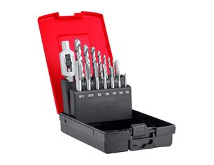 e.s. HSS-G cutting thread - drill set classic