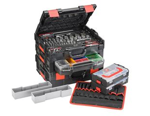 e.s. Boxx socket wrench set pro II