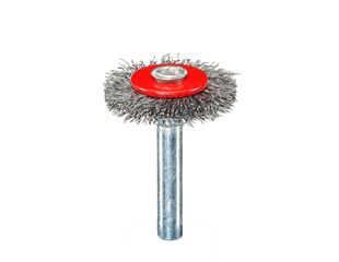 Wire Wheel Brush with arbor