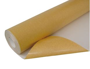 Covering paper, PE-coated