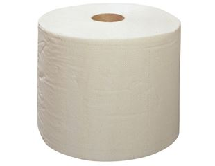 Cleaning paper on rolls, 22 cm wide