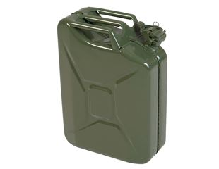 Metal fuel cans