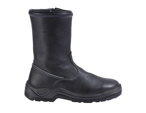 Other Work Boots: Winter boots Rosenheim + black