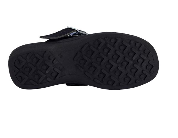 OB: OB Ladies' clogs Kreta + black 2