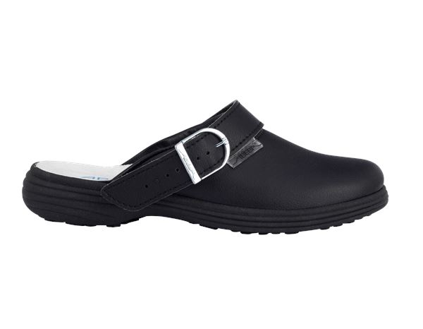 OB: OB Ladies' clogs Kreta + black
