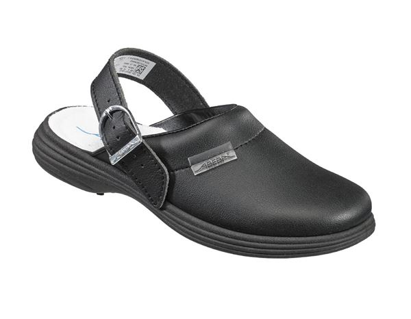 OB: OB Ladies' clogs Kreta + black 1