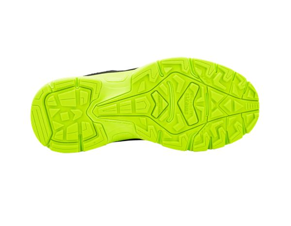 Kids Shoes: e.s. Allround shoes Corvids, children's + black/high-vis yellow 2