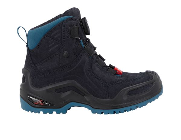 Kids Shoes: e.s. Allround shoes Apate mid, children's + navy/atoll