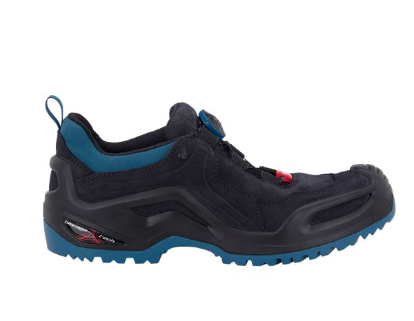 O2: e.s. O2 Work shoes Apate low + navy/atoll