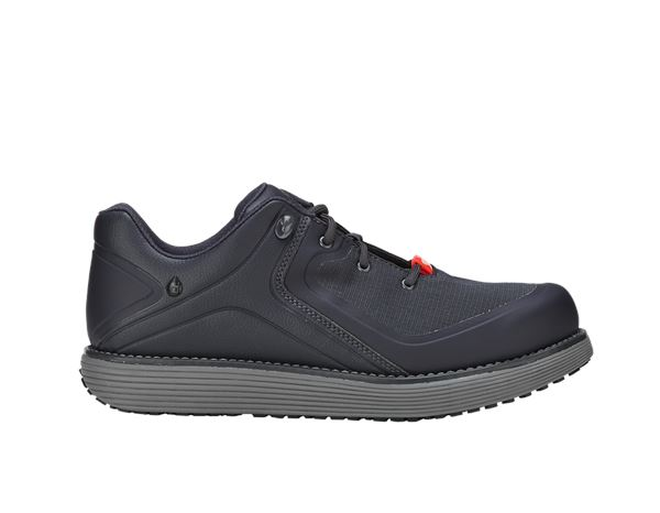 Work Shoes O2: e.s. O2 Work shoes Peitho low + anthracite/cement