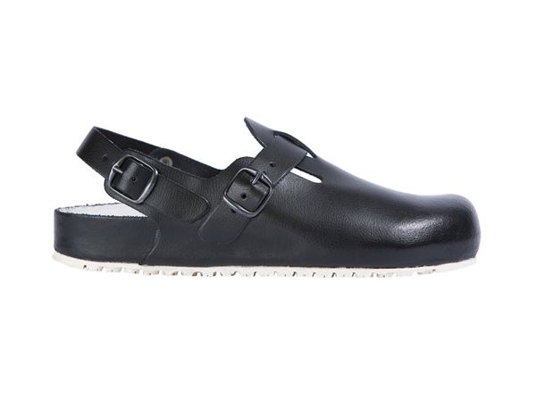 Work Clogs / Slip-ons OB: OB Clogs Belluno + black