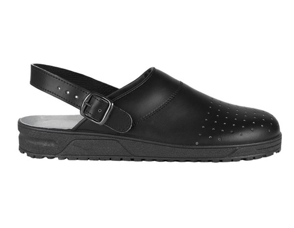 Work Clogs / Slip-ons OB: OB Clogs Weimar + black