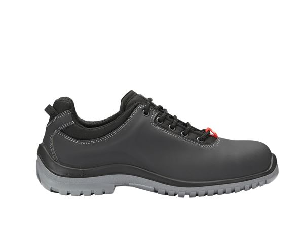 Safety Shoes S1: e.s. S1 Safety shoes Seginus low + titanium/grey