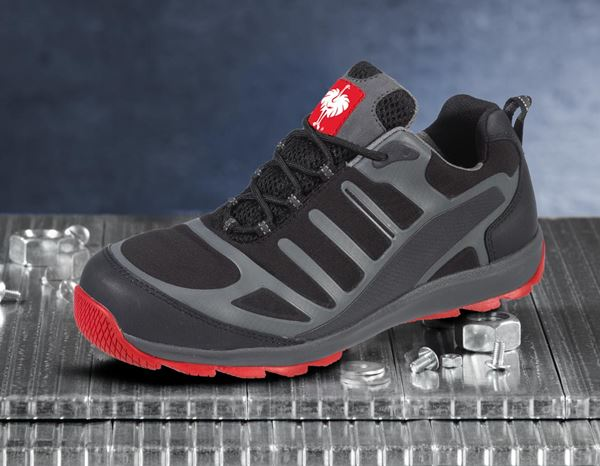 S1: S1 Safety shoes Tripoli + black/grey 1