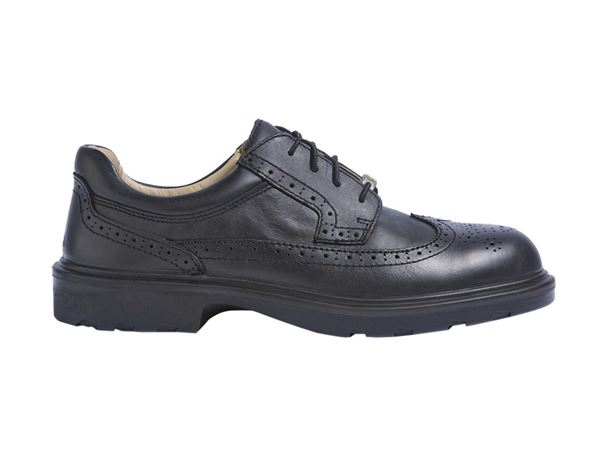 S2 Safety shoes Office black