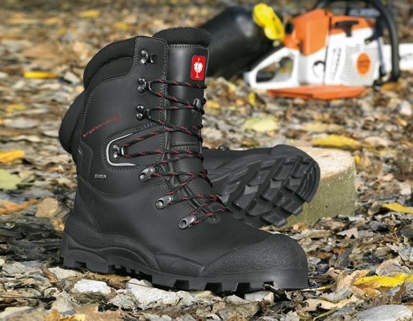S2: S2 Forestry safety boots Harz + black 1