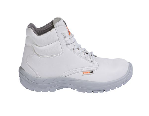 S2: STONEKIT S2 Safety boots Paros + white