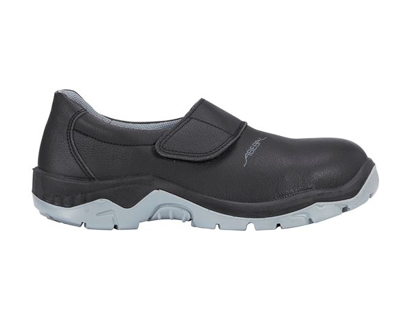 Safety Shoes S2: ABEBA S2 Safety shoes Tinos + black