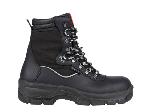 S3: S3 safety boots Augsburg + black