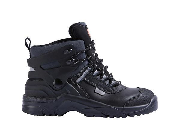S3 Safety boots BIOMEX® black/grey