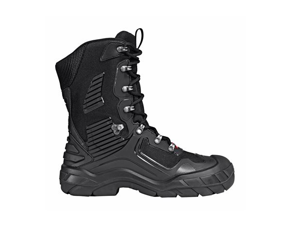 e.s. S3 Safety boots Leporis black