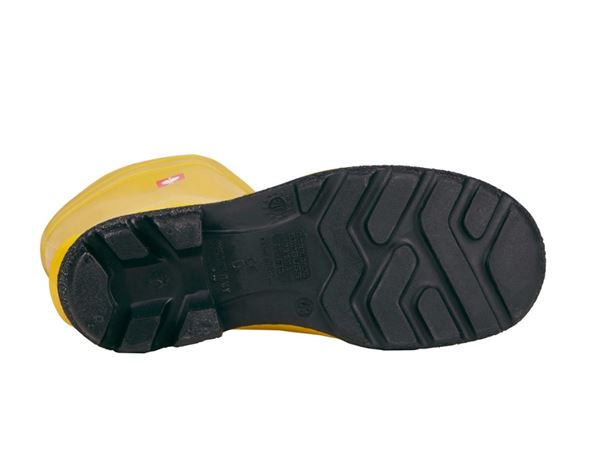 S5: S5 Safety boots + yellow 1