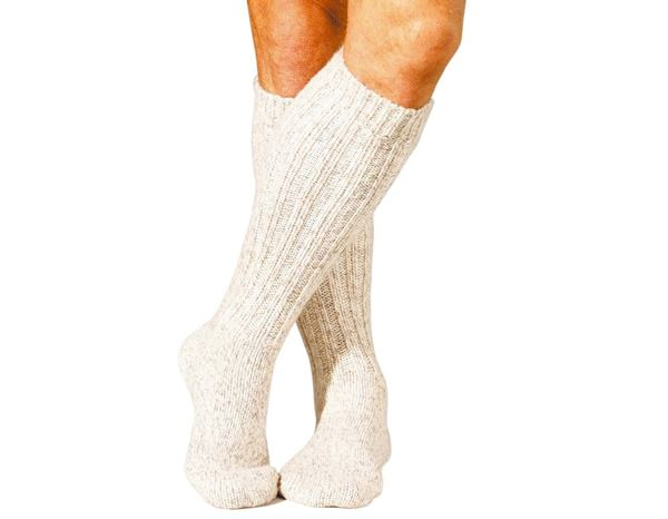 Socks: e.s. Norwegian socks Nature x-warm/x-high + nature