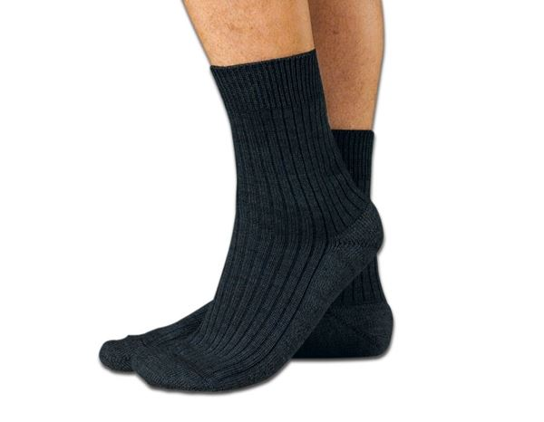 Socks: e.s. work socks Classic warm/high, pack of 3