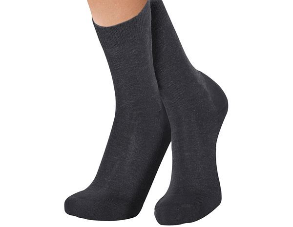 Socks: e.s. Functional socks warm/high + black