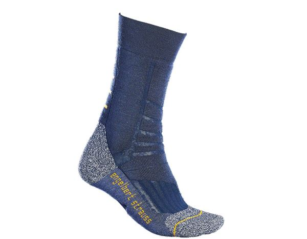 Functional socks: e.s. Allround socks function warm/high + navy