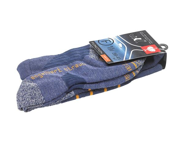 Functional socks: e.s. Allround socks function warm/high + navy 1