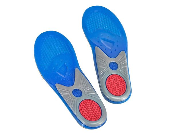 Insoles: Comfort Gel insole with footbed 2