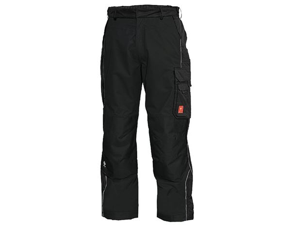Waterproof Trousers: Functional trousers e.s.prestige + black