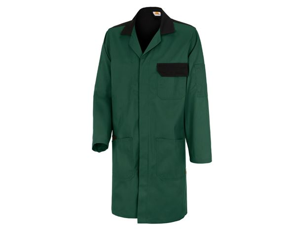 Healthcare |  Work Coats: STONEKIT Work Coat Odense + green/black