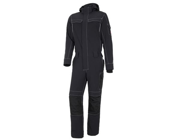 Overalls: Functional overall snow e.s.dynashield + black