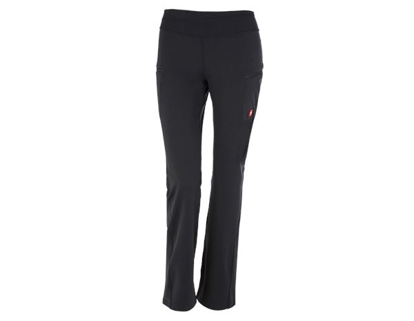 Work Trousers: e.s. Workwear jazz pants + black