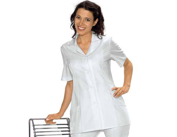 Shirts, Pullover & more: Tunic Birgit + white
