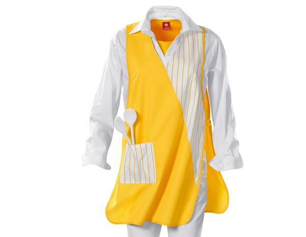Shirts, Pullover & more: Tabard Iris + yellow/white