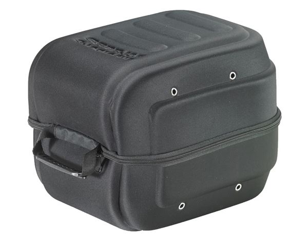 Head protection accessories: e.s. Transport box + anthracite 2