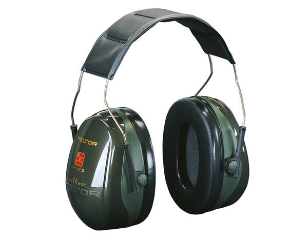 Ear Defenders: 3M Peltor Protector cups Optime II