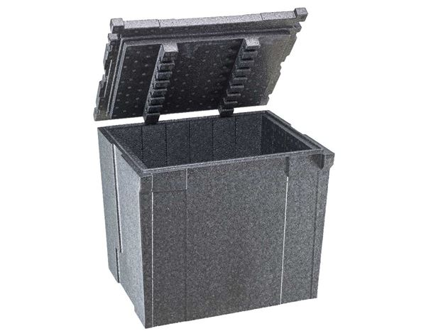 System boxes: e.s. Thermo insert 374 + anthracite