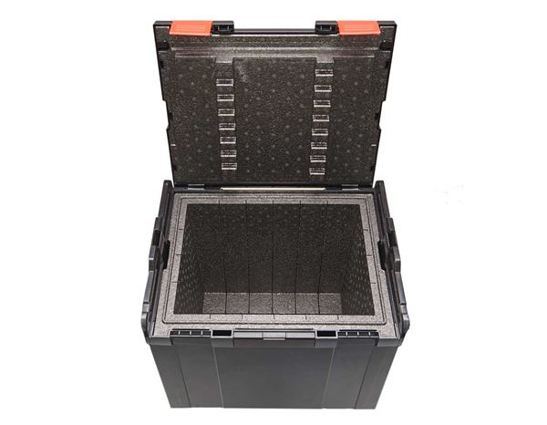 System boxes: e.s. Thermo insert 374 + anthracite 2
