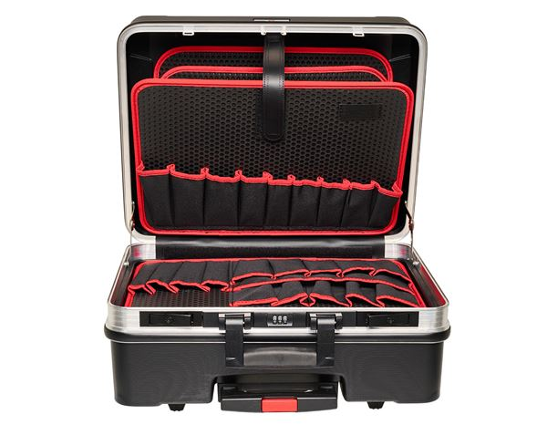 Tool Cases: e.s. Tool trolley professional cross 1