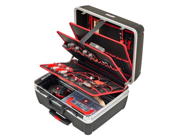 Tool Cases: e.s. Tool trolley air 6
